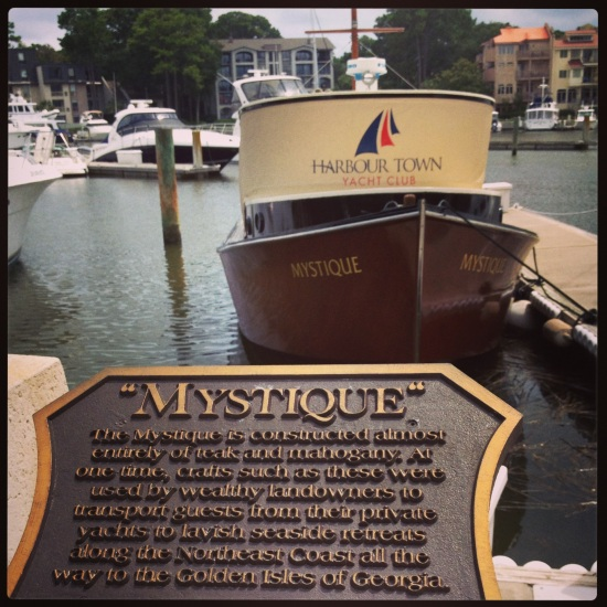 On the Water with The Mystique