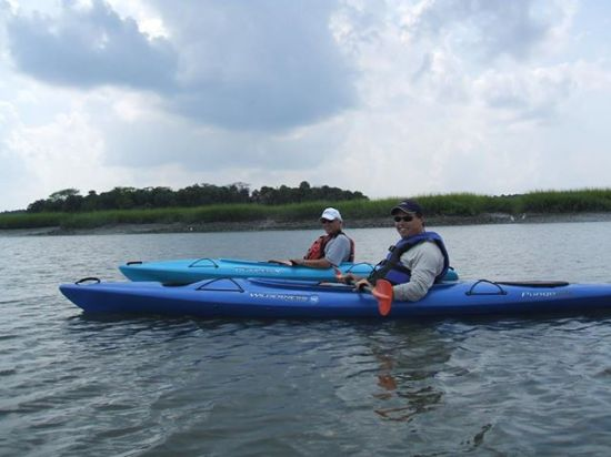 A Historic Kayak Tour of Old Town Bluffton